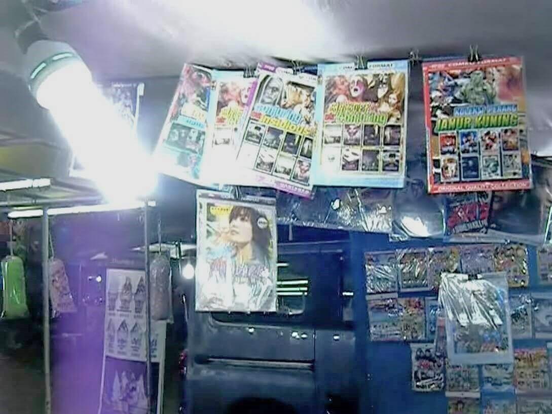海賊盤DVD屋3