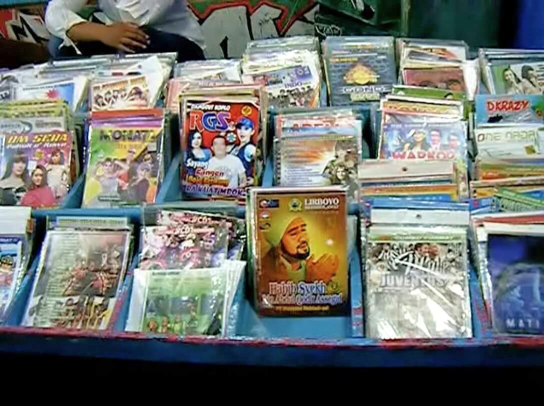 海賊盤DVD屋2