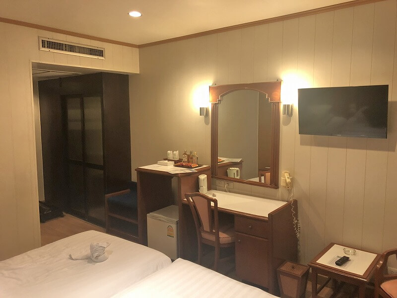 バンコクセンターホテル07