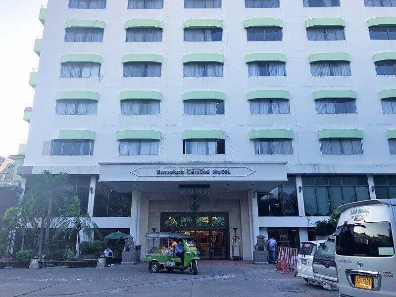 バンコクセンターホテル02