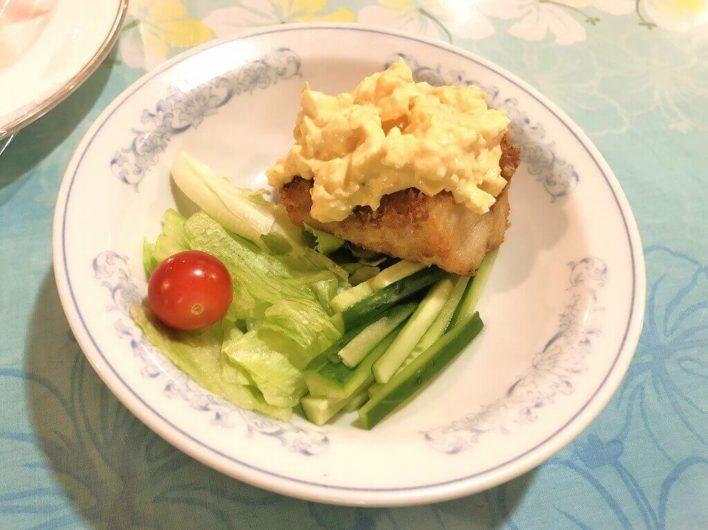 海遊食事13